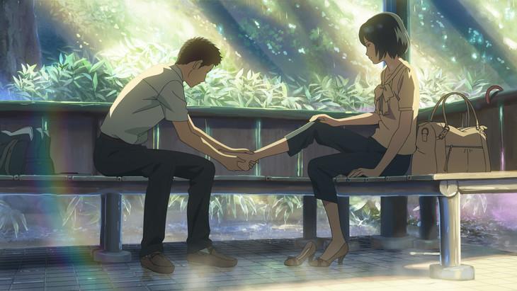 「言の葉の庭」 (c)Makoto Shinkai / CoMix Wave Films