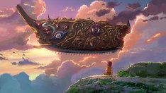 「星を追う子ども」 (c)Makoto Shinkai / CMMMY