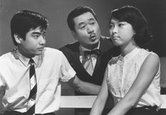 「スチャラカ社員」 (c)1966 松竹株式会社
