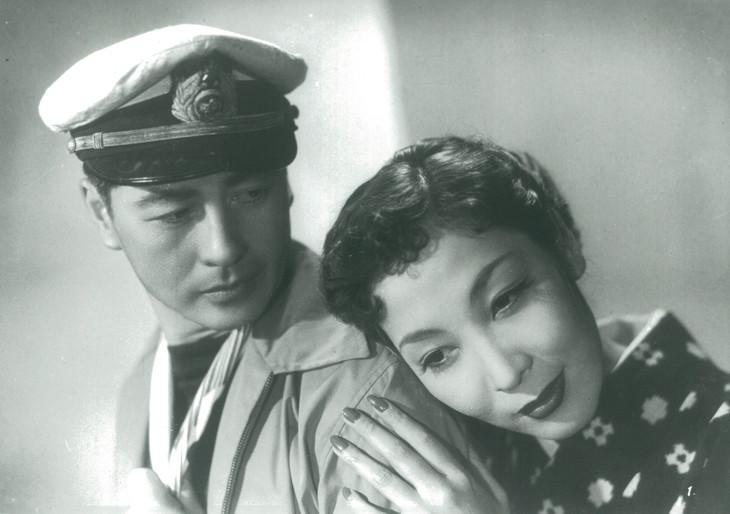 「恋化粧」 (c)1955東宝