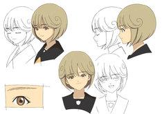 シグナル・エムディのスタッフによるキャラクター設定。