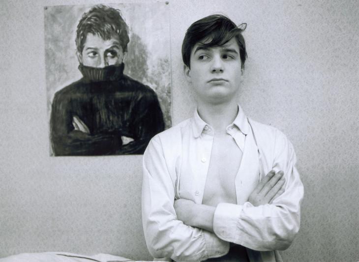 「アントワーヌとコレット~『二十歳の恋』より」 (c)1962 LES FILMS DU CARROSSE