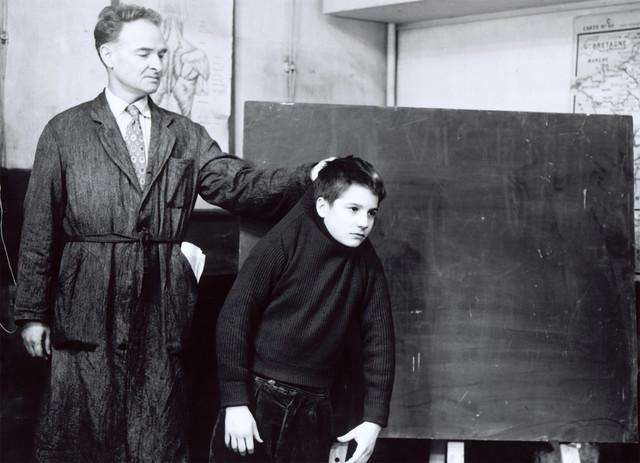 「大人は判ってくれない」 (c)1959 LES FILMS DU CARROSSE