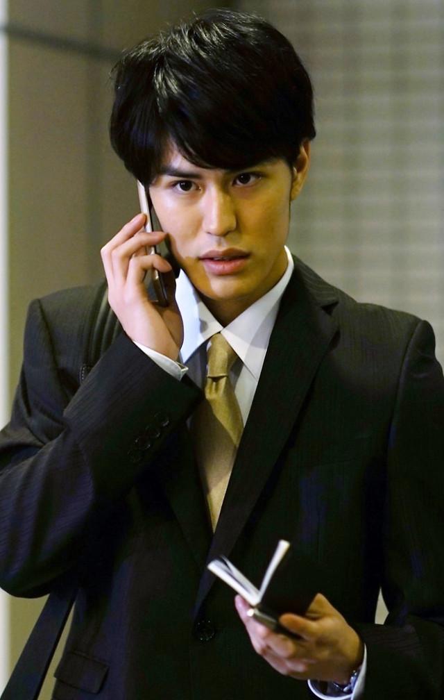 寛一郎演じる岡田昇太。