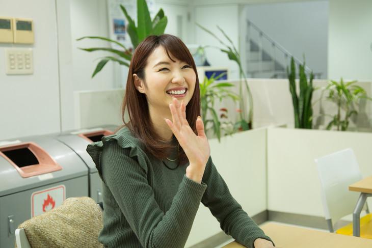 「声ガール! 朝日放送テレビ」的圖片搜尋結果