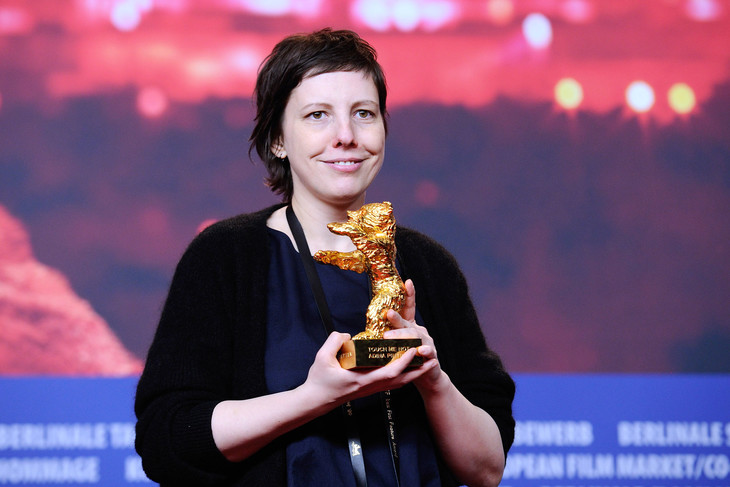 第68回ベルリン国際映画祭で金熊賞を受賞した「Touch Me Not(原題)」の監督アディナ・ピンティリエ。