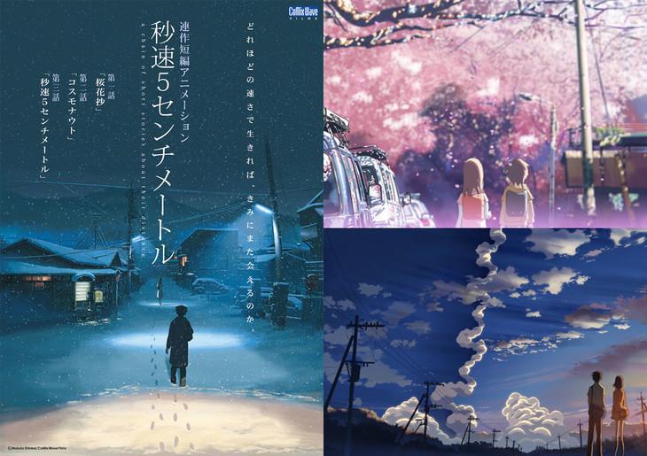 「秒速5センチメートル」 (c)Makoto Shinkai / CoMix Wave Films