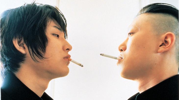 「青い春」 (c)松本大洋/小学館・「青い春」製作委員会 2001