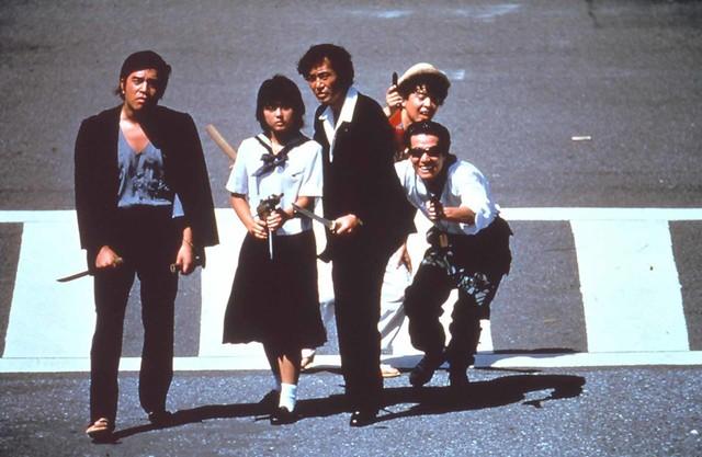 「セーラー服と機関銃 完璧版」 (c)KADOKAWA 1981