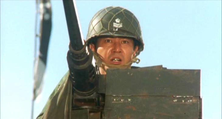 「戦国自衛隊」 (c)KADOKAWA 1979