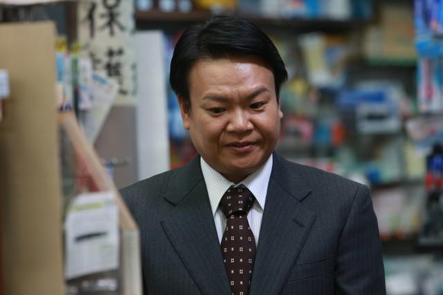 「宮本から君へ」より、星田英利演じる小田三紀彦。