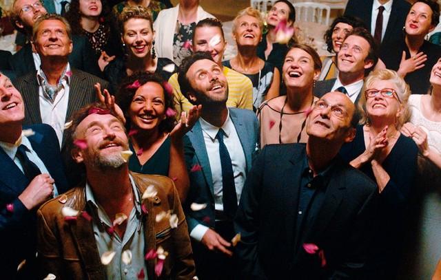 「セラヴィ!」 (c)2017 - QUAD + TEN - TEN FILMS - GAUMONT - TF1 FILMS PRODUCTION - PANACHE PRODUCTIONS - LA COMPAGNIE CINEMATOGRAPHIQUE