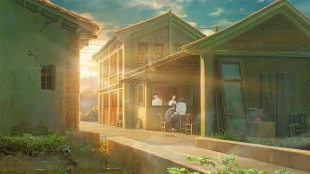 「陽だまりの朝食」場面カット