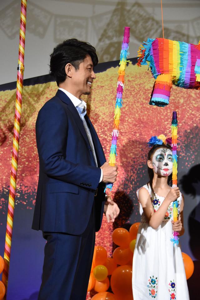 藤木直人(左)