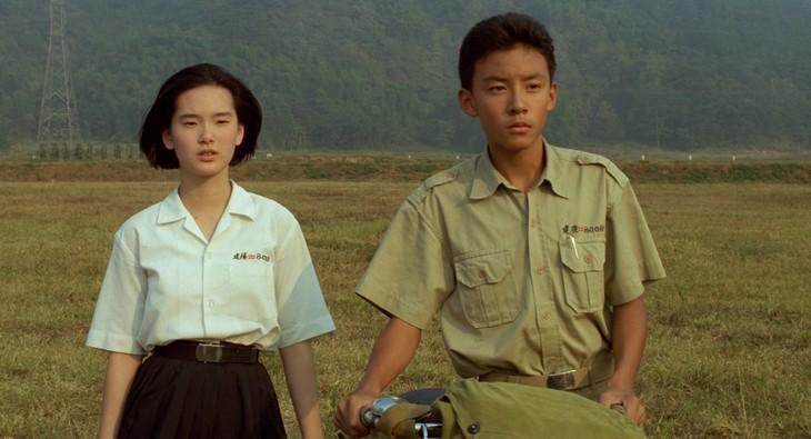 「古嶺街(クーリンチェ)少年殺人事件」 (c)1991 Kailidoscope