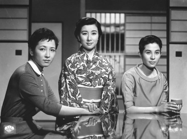 「彼岸花」 (c)1958松竹