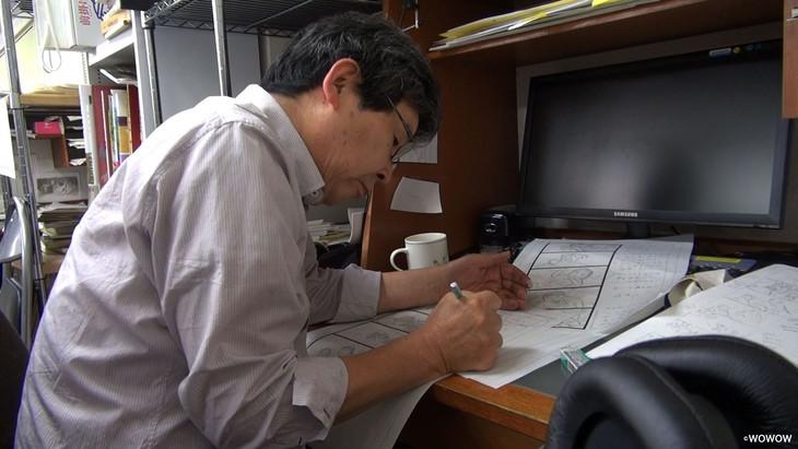 「ノンフィクションW 高畑勲、『かぐや姫の物語』をつくる。ジブリ第7スタジオ、933日の伝説」
