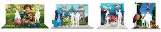 「ピクサー・ザ・フレンドシップ ~仲間といっしょに冒険の世界へ~」体験ゾーンのイメージ。(c)Disney/Pixar