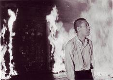 「炎上」 (c)KADOKAWA1958