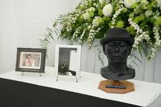 「大杉漣 お別れの会『さらば!ゴンタクレ』」ファンブースの様子。