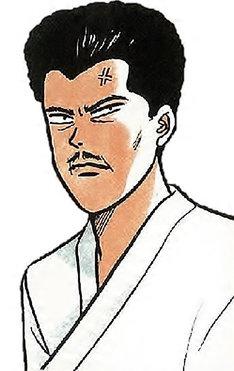 理子の父。(c)西森博之/小学館