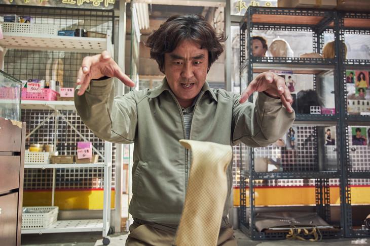 「サイコキネシス -念力-」(4月25日より独占配信中)