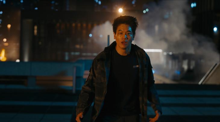 「メイズ・ランナー:最期の迷宮」よりキー・ホン・リー演じるミンホ。