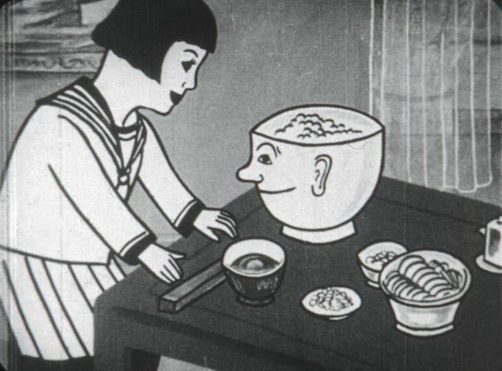 「茶目子の一日」