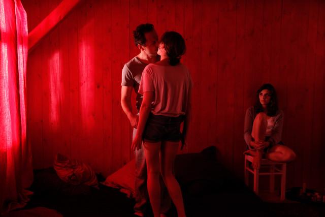 「紅い部屋」 (c)Rudolf Thome