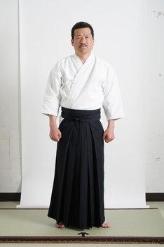 佐藤二朗演じる赤坂哲夫。