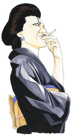 お登勢 (c)空知英秋/集英社