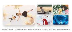 缶バッジコレクション(5個入り全12種 / 432円)