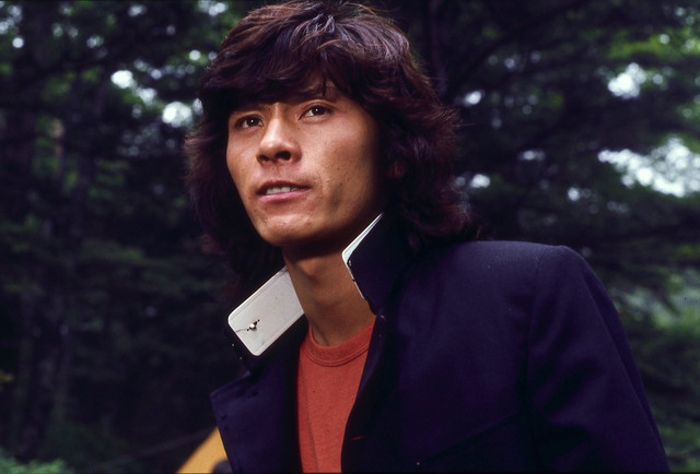 「愛と誠」 (c)1974 松竹株式会社