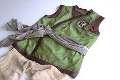 CM版デザインの「武闘家の道着」。
