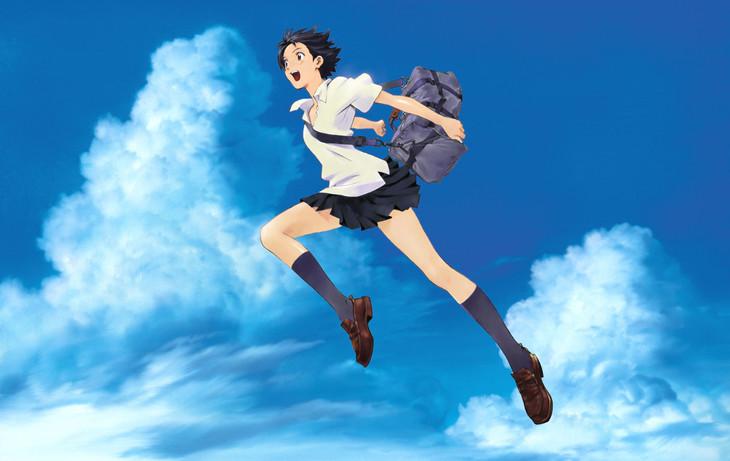 「時をかける少女」ビジュアル (c)「時をかける少女」製作委員会2006