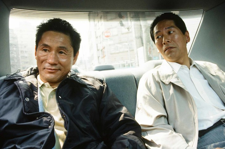 「HANA-BI」 (c)1997 バンダイビジュアル・テレビ東京・TOKYO FM/オフィス北野