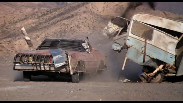 「マッドライダー」 (c)2T Produczione e Distribuzione Film S.r.l.,Roma & Globe Film, Madrid-1983
