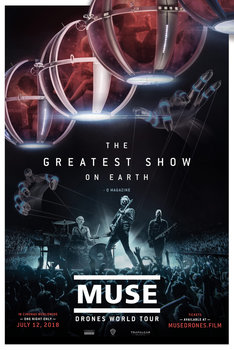 「MUSE DRONES WORLD TOUR」ビジュアル
