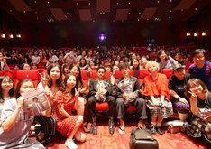 第21回上海国際映画祭の様子。