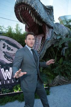クリス・プラット (c)Universal Pictures