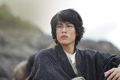 寛一郎演じる古田大次郎。