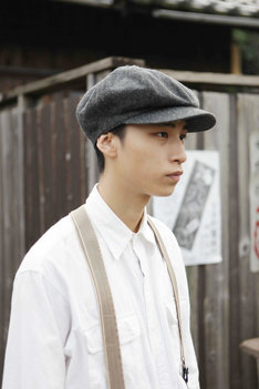 伊島空演じる内田源太郎。