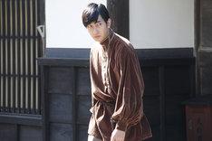 小林竜樹演じる田中勇之進。