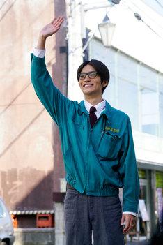 「旅猫リポート」より、山本涼介演じる澤田幸介。