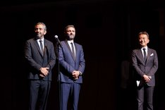左からエリック・トレダノ、オリヴィエ・ナカシュ。