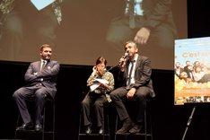 左からオリヴィエ・ナカシュ、エリック・トレダノ。
