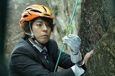 「遺留捜査」初回2時間スペシャルより、上川隆也演じる糸村聡。