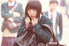 「ういらぶ。」より、桜井日奈子演じる優羽。