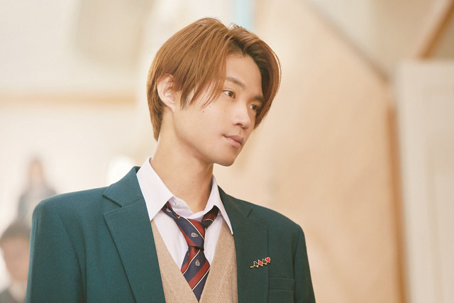 「ういらぶ。」より、磯村勇斗演じる蛍太。