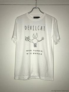 """DEVILMAN crybaby×TOKYO CULTUART by BEAMS """"DEVILCAT""""(4000円)"""